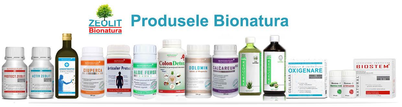 Produsele BionaturaPlus